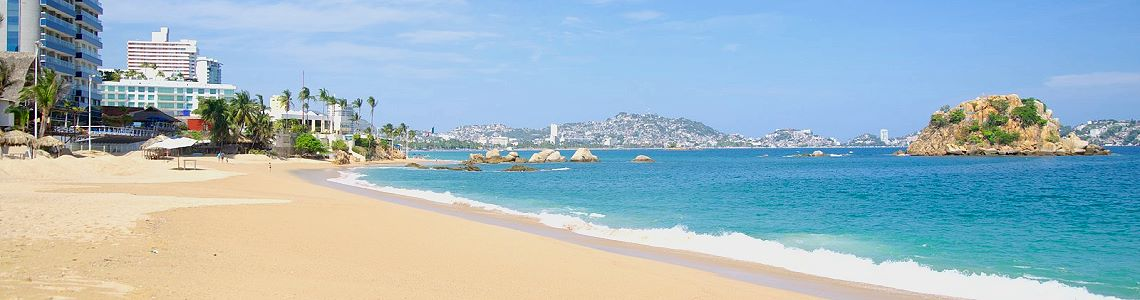 Beautiful Beaches From MEXICO
